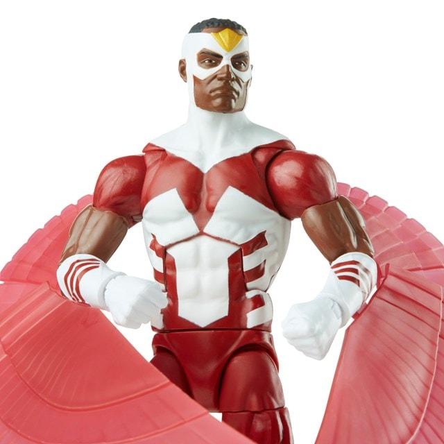 Falcon: Retro Hasbro Marvel Legends Series Action Figure - 8