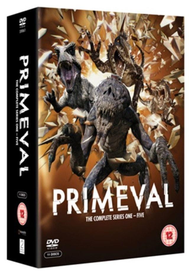 Primeval: Series 1-5 - 1