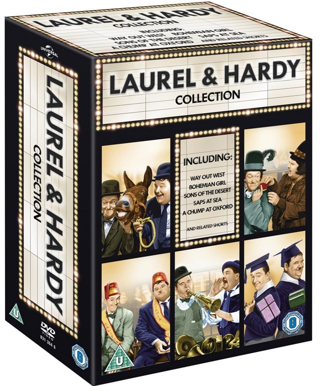 Laurel & Hardy Collection - 2