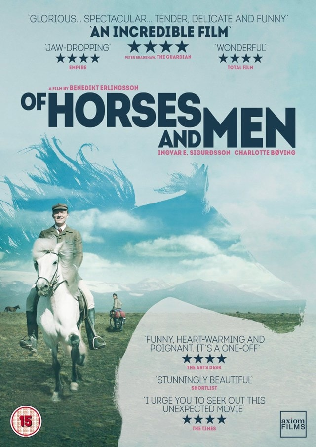 Of Horses and Men - 1