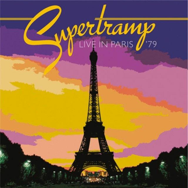 Supertramp: Live in Paris '79 - 1