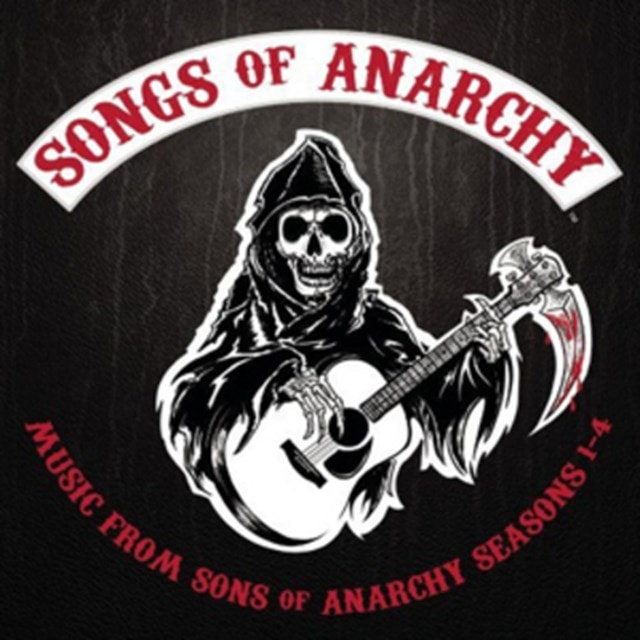 Songs of Anarchy: Music from Sons of Anarchy Seasons 1-4 - 1