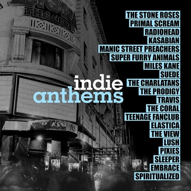 Indie Anthems - 1