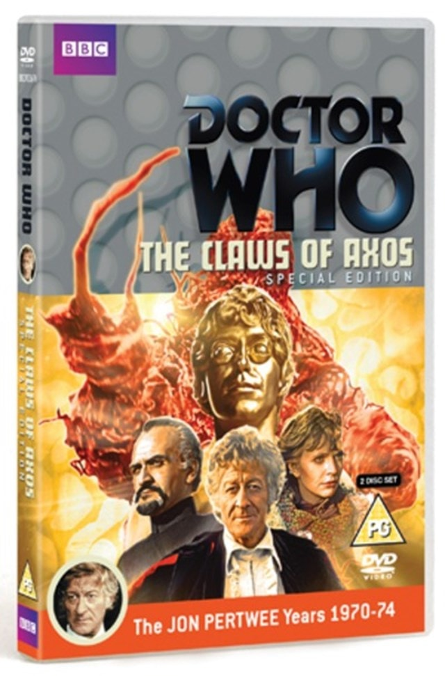 Doctor Who: The Claws of Axos - 1