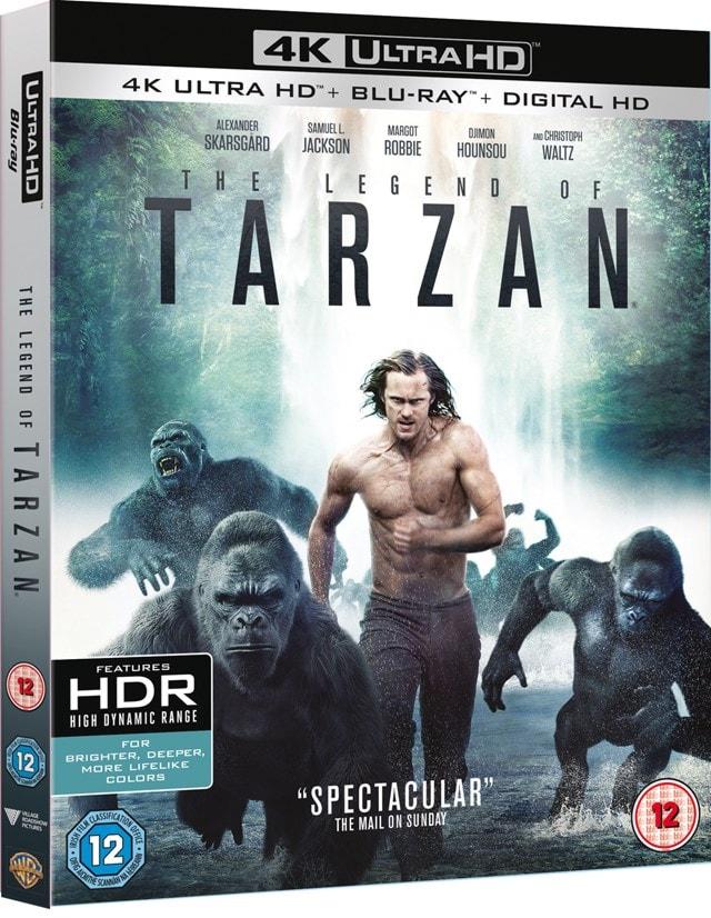 The Legend of Tarzan - 2