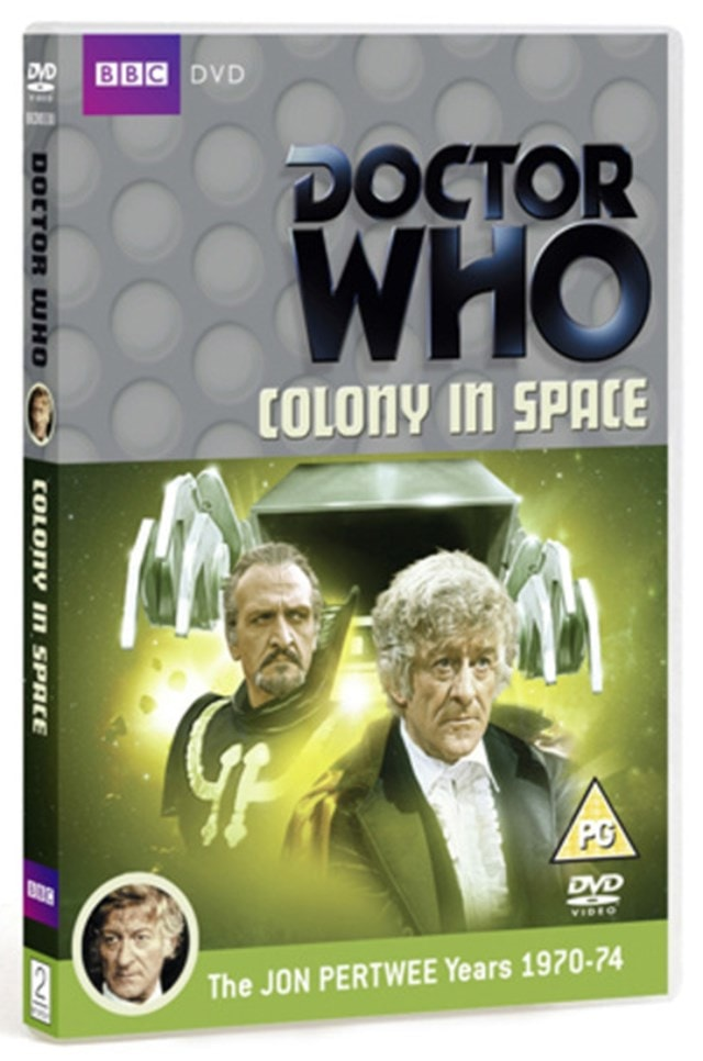 Doctor Who: Colony in Space - 1