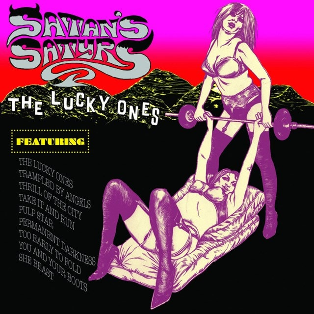 The Lucky Ones - 1
