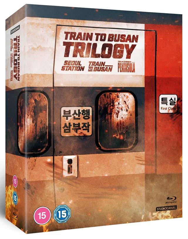Train to Busan Trilogy - 2
