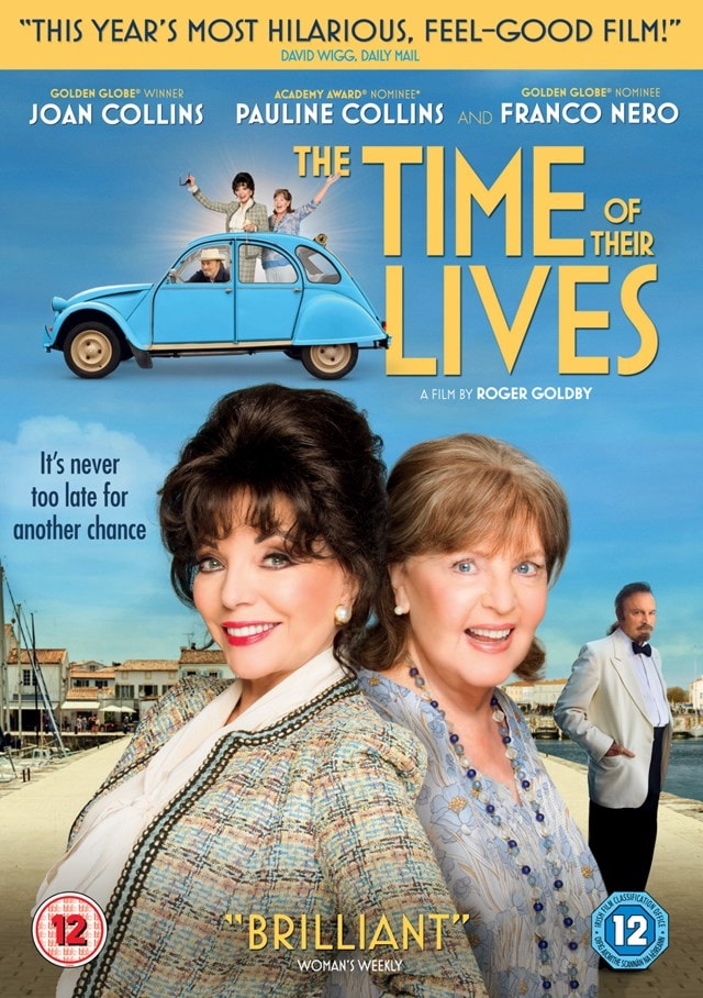 The Time of Their Lives - 1