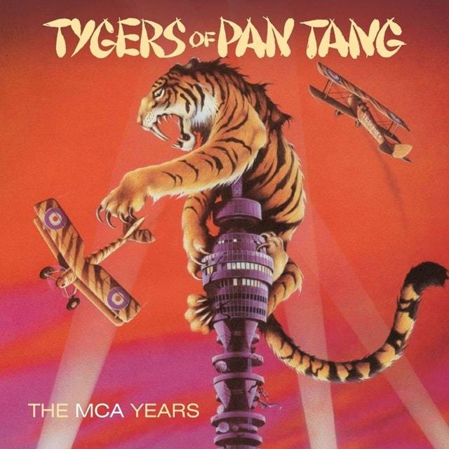 The MCA Years - 1