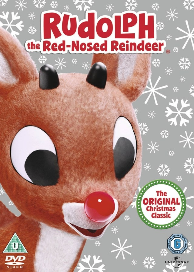 Rudolph the Red-nosed Reindeer - 1