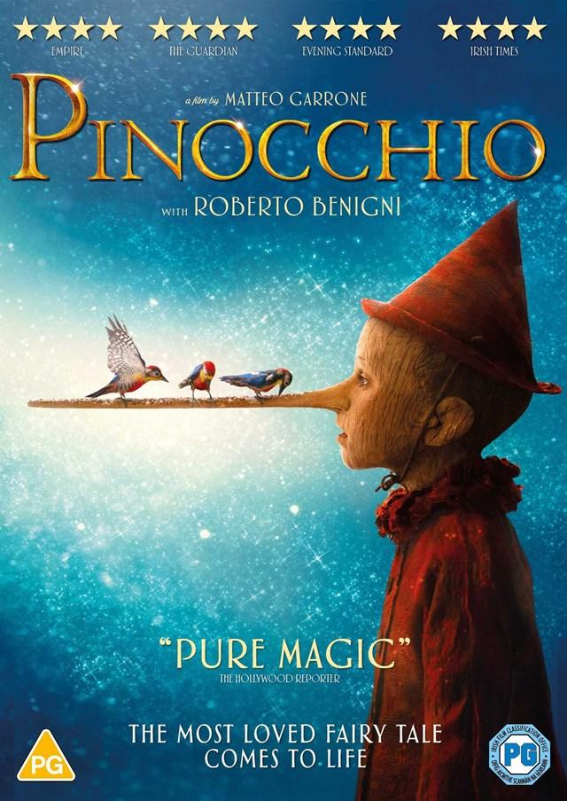 Pinocchio - 1