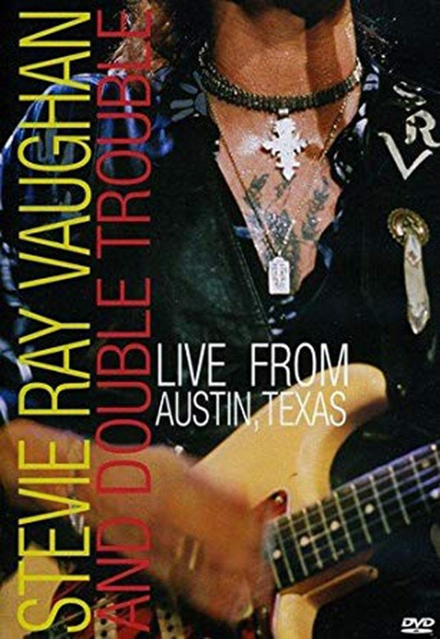 Stevie Ray Vaughan and Double Trouble: Live from Austin, Texas - 1