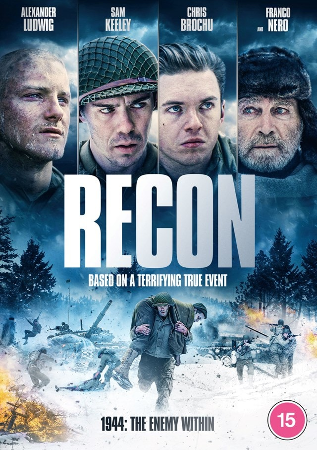 Recon: 1944 the Enemy Within - 1