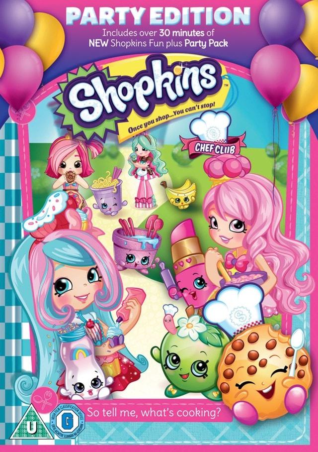 Shopkins Chef Club: Party Edition - 1