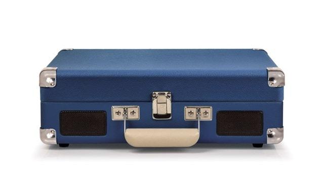 Crosley Cruiser Deluxe Blue Turntable - 3