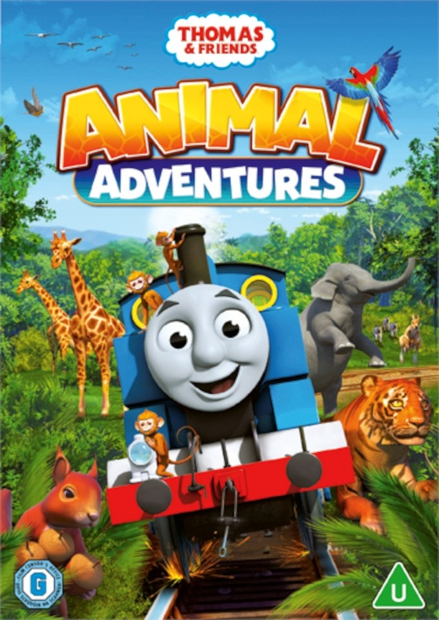 Thomas & Friends: Animal Adventures - 1