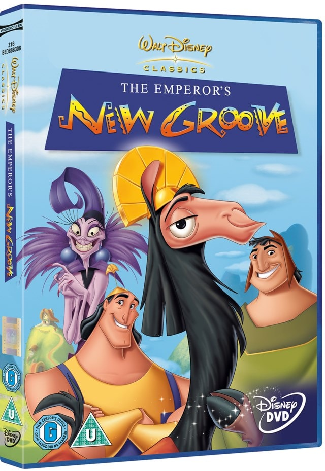 The Emperor's New Groove - 4