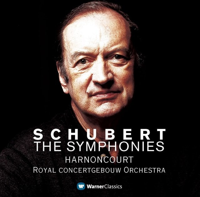 Symphonies, The (Harnoncourt, Royal Concertgebouw Orchestra) - 1