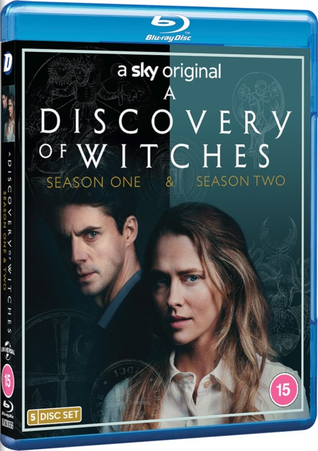 A Discovery of Witches: Seasons 1 & 2 - 2