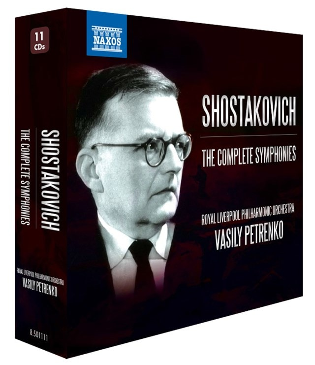 Shostakovich: The Complete Symphonies - 1