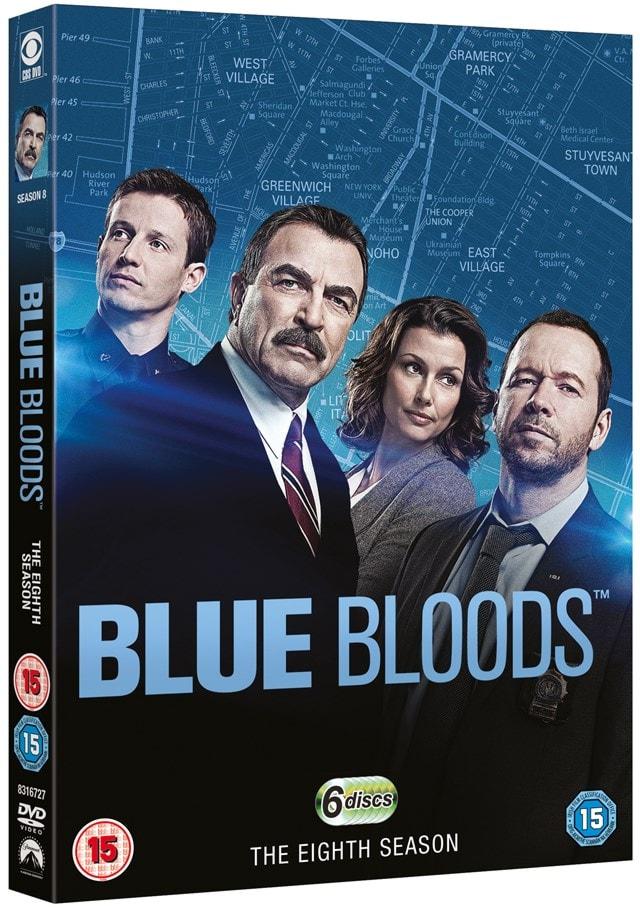 Blue Bloods: The Eighth Season - 2