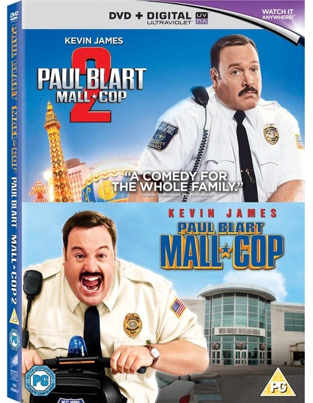 Paul Blart - Mall Cop 1 and 2 - 1
