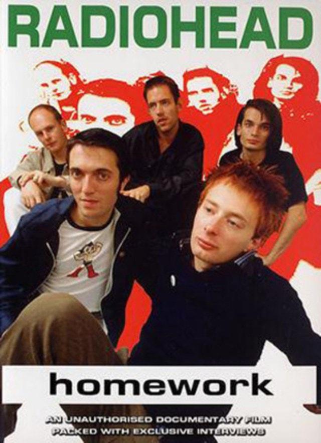 Radiohead: Homework - 1