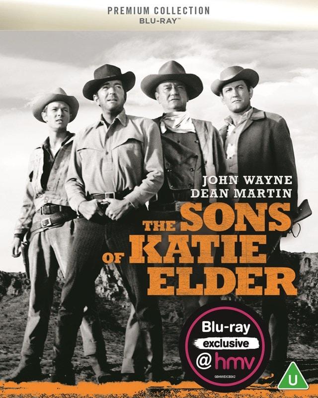 The Sons of Katie Elder (hmv Exclusive) - The Premium Collection - 2