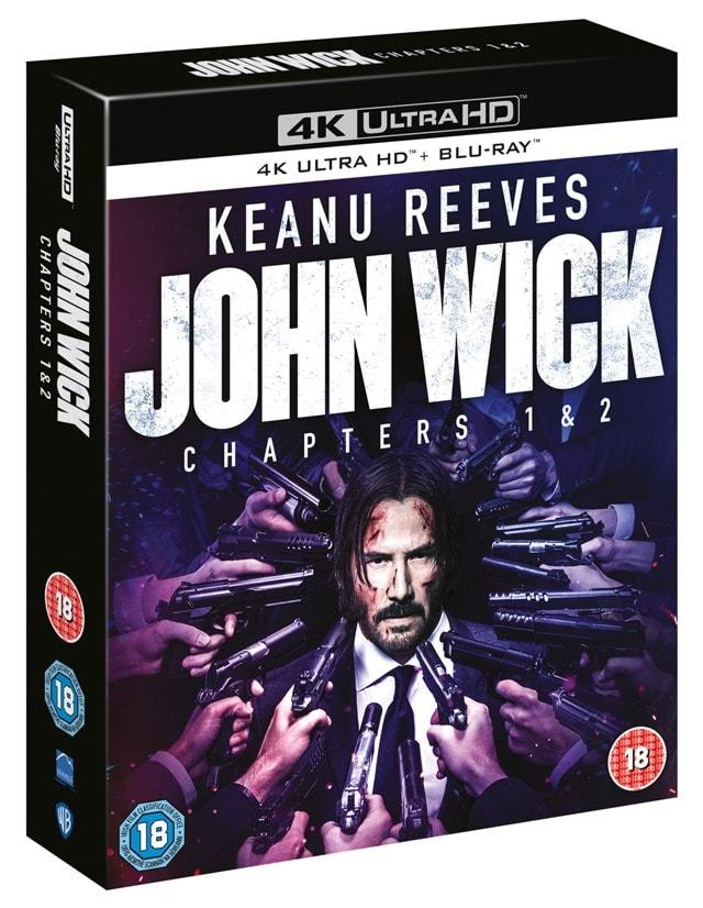 John Wick: Chapters 1 & 2 - 2