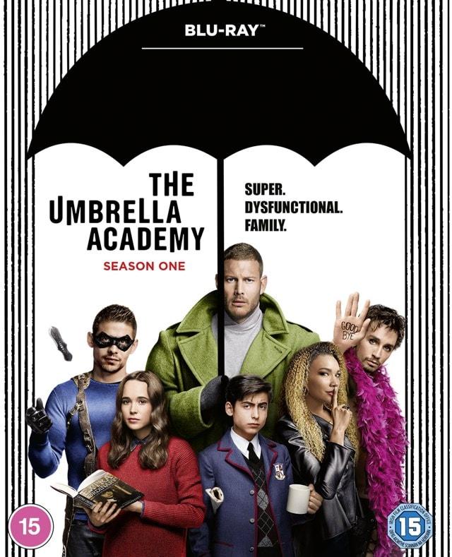 The Umbrella Academy: Season One - 2