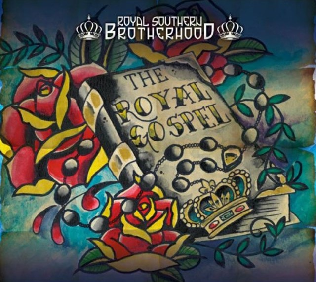 The Royal Gospel - 1