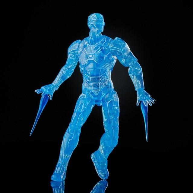 Hasbro Marvel Legends Series Hologram Iron Man Action Figure - 2