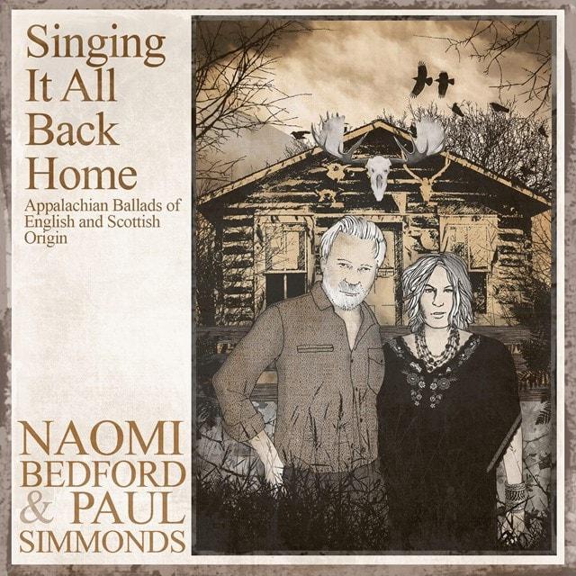 Singing It All Back Home: Appalachian Ballads of English and Scottish Origin - 1