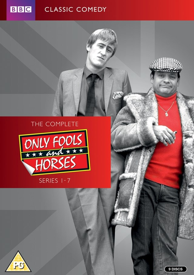 Only Fools and Horses: Complete Series 1-7 (hmv Exclusive) - 1