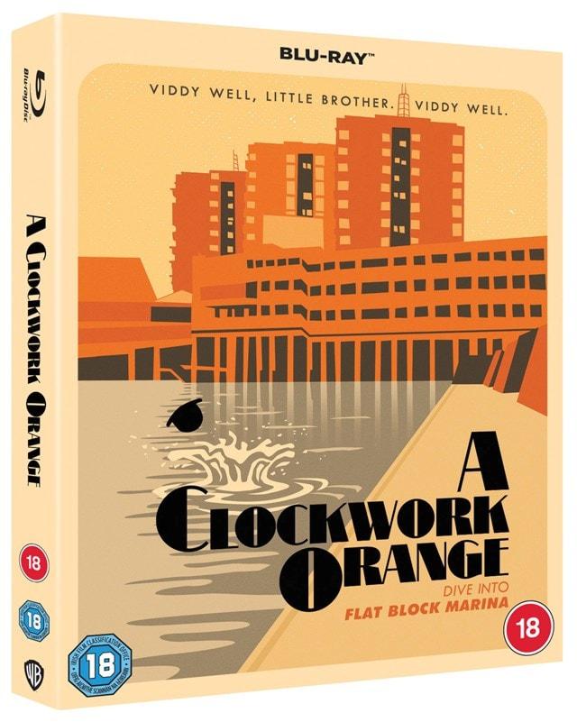 A Clockwork Orange - Travel Poster Edition - 3