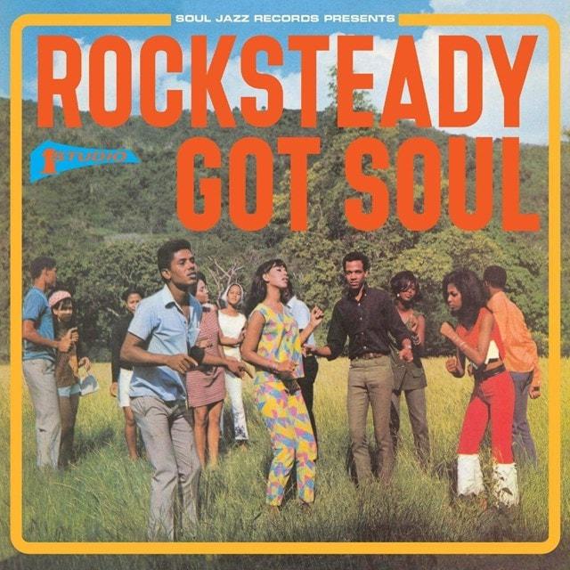 Rocksteady Got Soul - 1