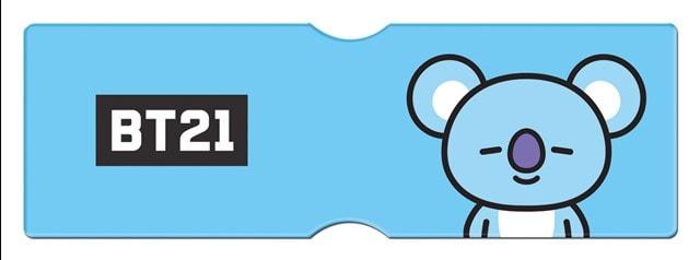 Card Holder BT21: Koya - 2