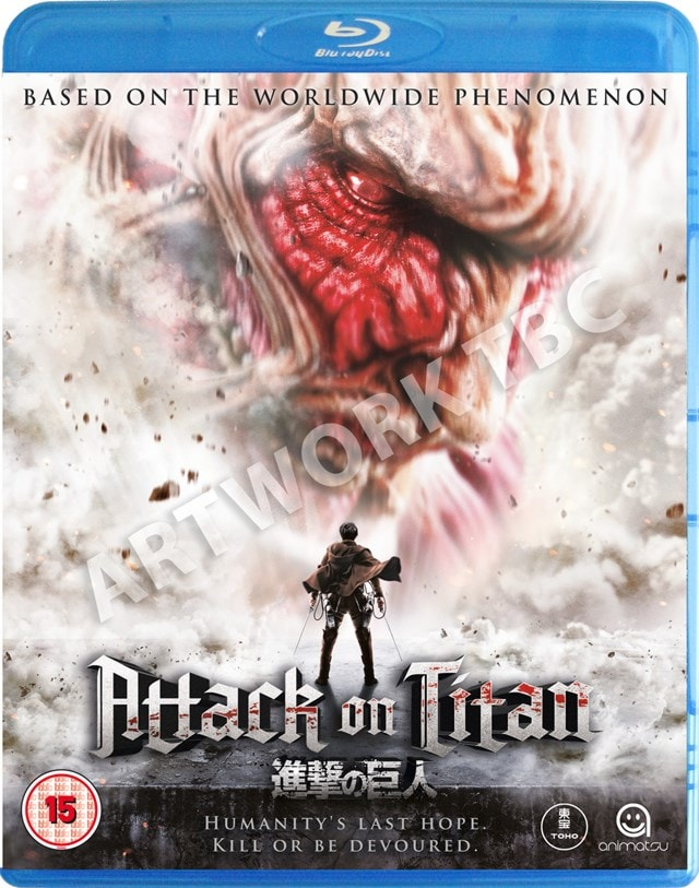 Attack On Titan: Part 1 - 1