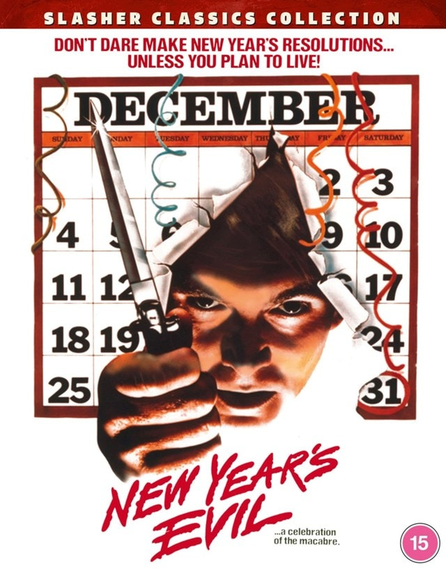 New Year's Evil - 1