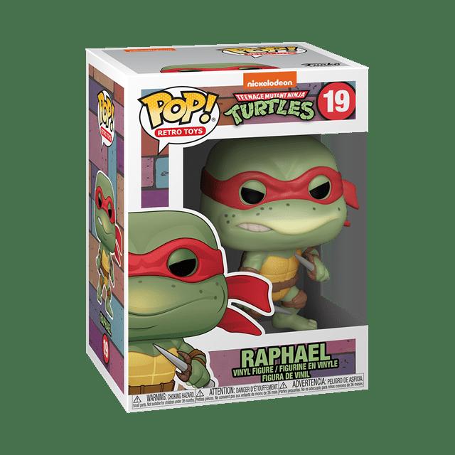 Raphael (19) Teenage Mutant Ninja Turtles: 1990 Pop Vinyl - 2