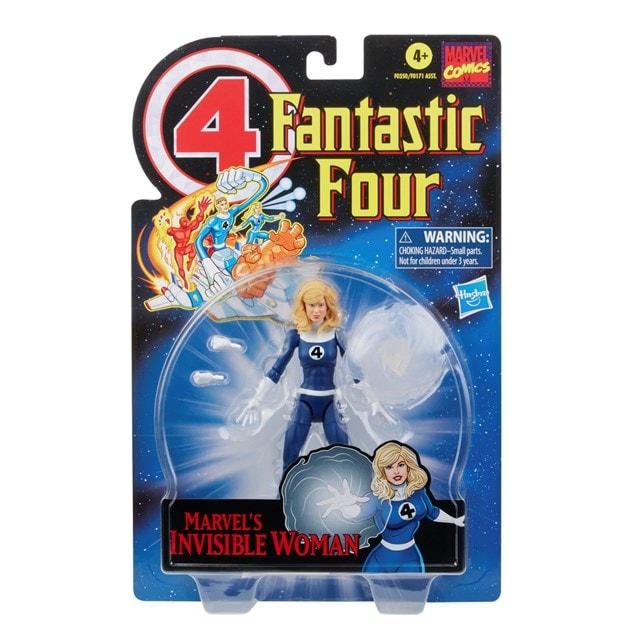 Marvel F4 Vintage Legends 2 Action Figure - 5