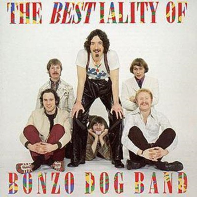 The Bestiality of the Bonzo Dog Band - 1