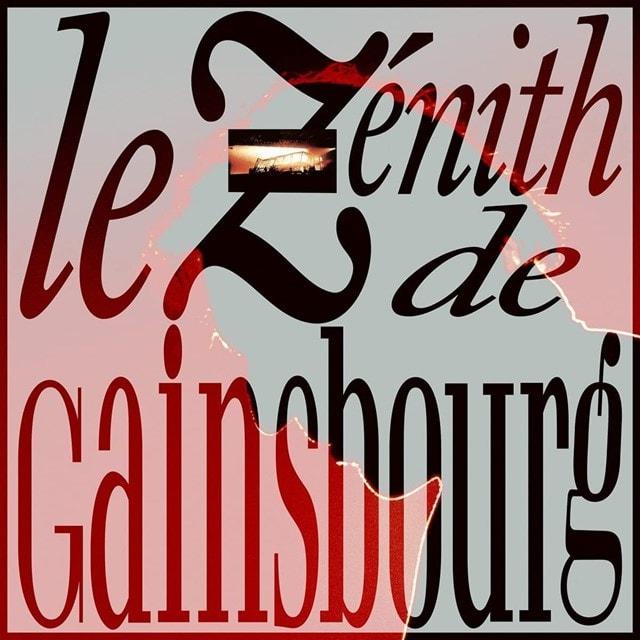 Le Zenith De Gainsbourg - 1