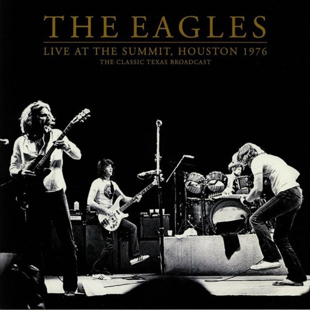 Live at the Summit, Houston 1976: The Classic Texas Broadcast - 1