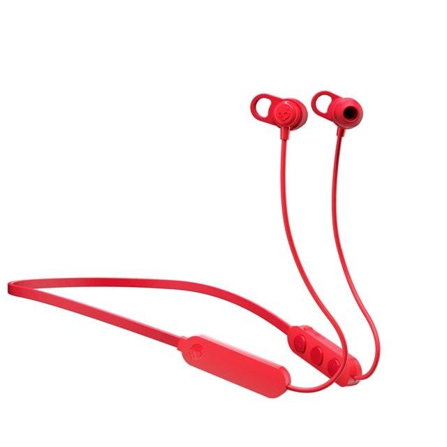 Skullcandy Jib+ Red Bluetooth Earphones - 1