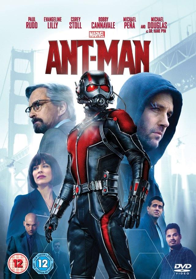 Ant-Man - 3