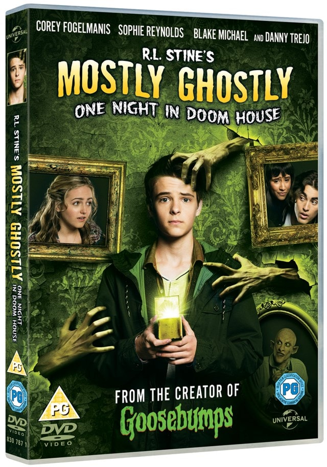 R.L. Stine's Mostly Ghostly - One Night in Doom House - 2