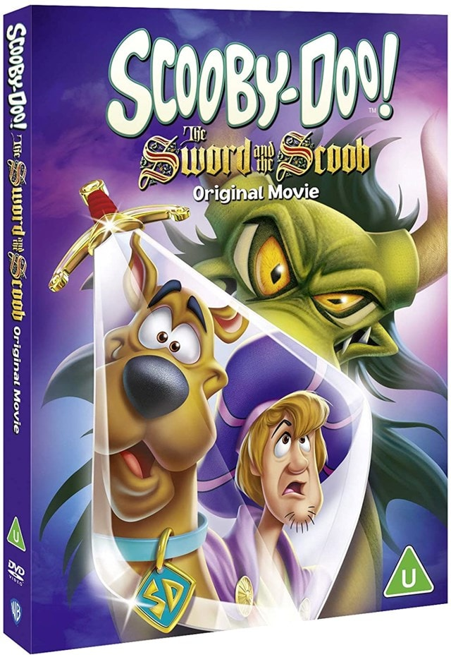 Scooby-Doo!: The Sword and the Scoob - 2