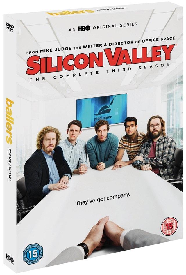 Silicon Valley: The Complete Third Season - 2